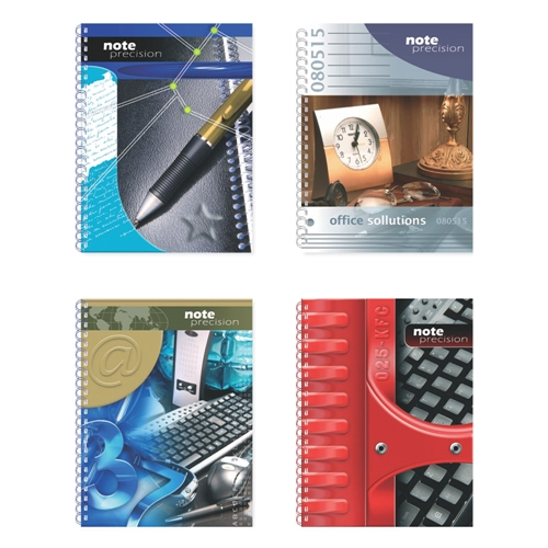 NOTES PRECISION WIRO BOUND NOTEBOOKS