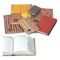 SILKY (CLOTH) TELEPHONE INDEXES