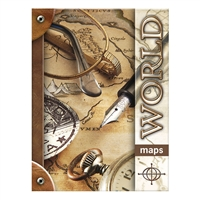 WORLD CASE BOUND NOTEBOOKS