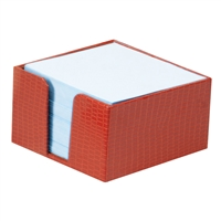 PAPER CUBE WITH PREMIUM HARD CASE CONTAINER