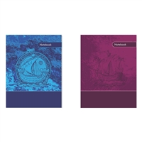B5 CASE BOUND NOTEBOOKS