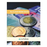 Cash Memo Books