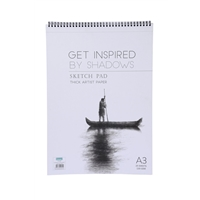 Get Inspired - Sketch Pads