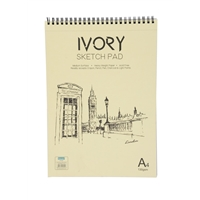 Ivory - Sketch Pads
