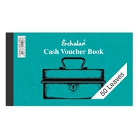 CASH / DEBIT VOUCHER BOOKS