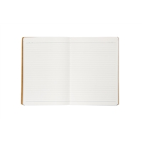 A5 KRAFT NOTEBOOK - RULED (PACK OF 2)