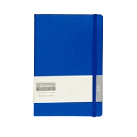 A5 QUEBEC NOTEBOOK - UNRULED (PACK OF 2)